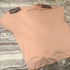 Sequined Tee- Lane Bryant-size 18/20